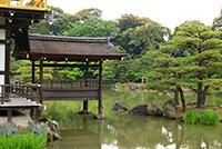 鏡湖池(金閣寺)