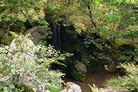 龍門の滝(金閣寺)