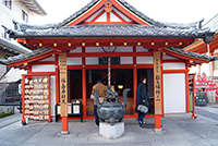 弁天社(六波羅蜜寺)