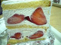 梵梵ショートケーキ