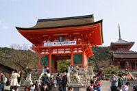 仁王門(清水寺)
