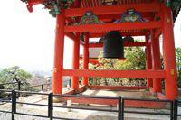 文明の梵鐘(清水寺)