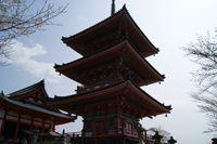 三重塔(清水寺)