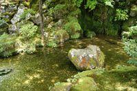 洗月泉(銀閣寺)
