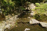 お茶の井(銀閣寺)