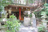 愛宕社・日吉社(大豊神社)
