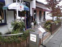 カフェレストラン 赤マンマ 嵐山