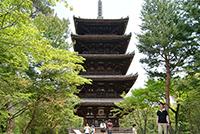 五重塔(仁和寺)