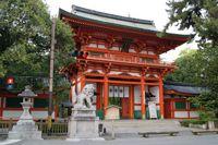 鳥居(今宮神社)