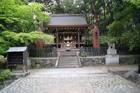 織姫社(今宮神社)