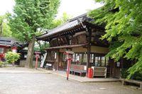 絵馬堂(松ヶ崎大黒天)