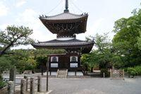 多宝塔(本法寺)