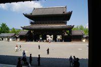 御影堂門(東本願寺)