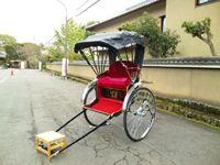 京都観光 人力車